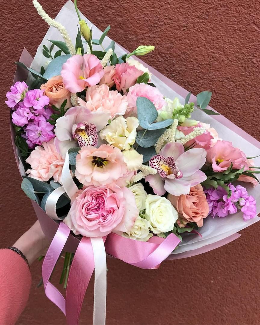 Нашем, доставка цветов в клину